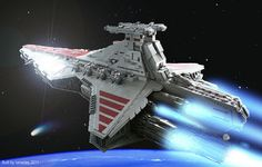 VENATOR CLASS STAR DESTROYER by iomedes by iomedes !...