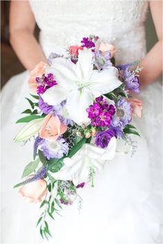 Romantic Colorful Wedding by Mollie Tobias as seen on Hill City Bride_0011