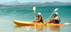 Top 10 Things to do Byron Bay: #7 Go Sea Kayaking