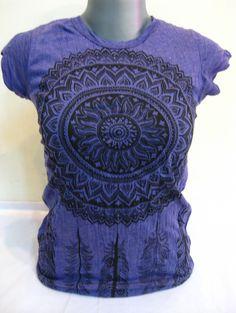 T-Shirt Dreamcatcher für Frauen von Sure Design aus Thailand