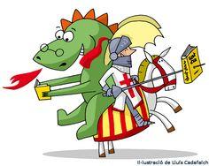 Sant Jordi contes
