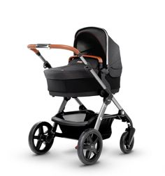 Silver Cross Wave Stroller - Granite - Free Shipping - No Tax