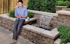 OaksPavers – Patio Paving Stones, Landscape Stones, Concrete Retaining Wall, Garden Patio Stones