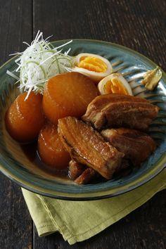 新技「下味冷凍」で、大根煮ものがしみしみに!【オレンジページ☆デイリー】暮らしに役立つ記事をほぼ毎日配信します! Pork Recipes, Asian Recipes, Gourmet Recipes, Cooking Recipes, Healthy Comfort Food, Eating Healthy, Healthy Foods, Recipes From Heaven, Sushi