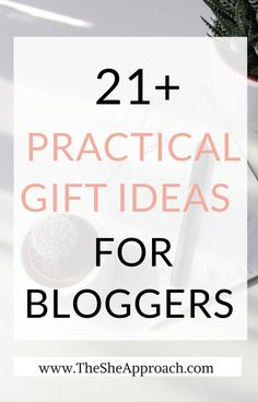 Because the holiday season is quickly approaching this post is perfect for you - You will see in this post a few ideas that I will share with you about gifts for the holiday season! I will show you 21 practical gift ideas for bloggers & what type of gifts you can give to another bloggers! #giftsforbloggers #bloggingtips #bloggerlife Blog Writing, Writing Tips, Creating A Business, Business Tips, How To Start A Blog, How To Make Money, You Better Work, Practical Gifts, Online Entrepreneur