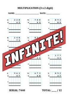 INFINITE WORKSHEETS - FEATURESInfinite worksheets - Sometimes one worksheet just…