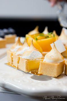 Lemon Meringue Tart (Luxbite)