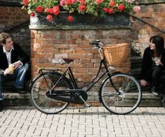 Pashley Princess Soverign. Timeless tradition...Ahhh one day I will own you..maybe #pashley #princess