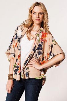 Sense Baskılı Kimono Ceket 49,90 TL http://modagram.com/kadin/sense-baskili-kimono-ceket-somon/detay/6217/27524