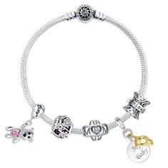 Baby's little friend bracelet
