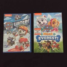 Paw Patrol ( 2 ) DVD… ($28) is on sale on Mercari, check it out! https://item.mercari.com/gl/m437578266/