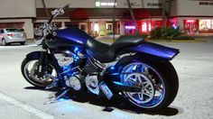 02 Custom Yamaha Roadstar Warrior - NASIOC