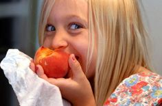 Cinco meriendas sanas para niños, ¡y muy ricas! |
