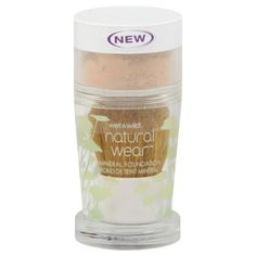 Wet n Wild Natural Blend Mineral Foundation C746 Light *** For more information, visit image link.