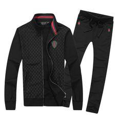 gucci mens track suit