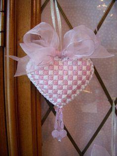 Valentines Heart needlepoint