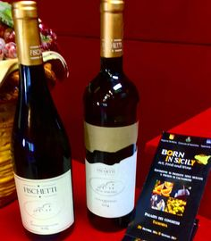Love Sicily eat Sicily and drink Etna! #etna #etnadoc #carricante #muscamentodoc #wine #winelover #dicember2016 #taormina #palazzocorvaia #palazzocongressi #sunnyday #christmasholidays #ermenegildozegna #parisi