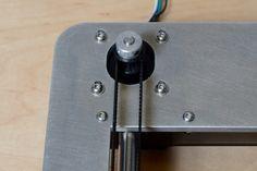 CoreXY | Cartesian Motion Platform Arduino, 3d Printer, Cnc, Door Handles, Nova, Stage, Platform, Pasta, Flat