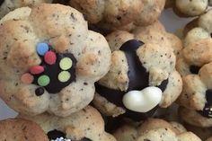 Spritzgebäck à la Oma Irma Biscotti, Food And Drink, Cupcakes, Cookies, Desserts, Recipes, Yum Yum, Pasta, Waffles