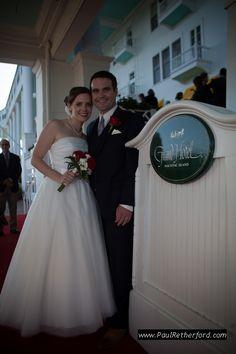 grand hotel front porch photo northern michigan wedding mackinac island destination by http://www.paulretherford.com #puremichigan #northernmichigan
