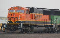 Bnsf Railway, Burlington Northern, Train Stations, Santa Fe, Trains, Abandoned, America, Usa, Photos