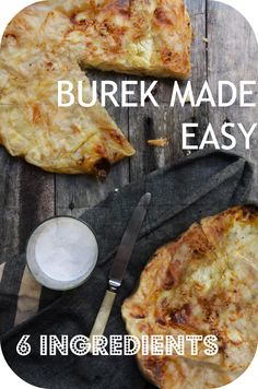 How to make #Croatian #Burek using just 6 ingredients.
