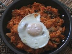 Arroz Frito de #Kimchi