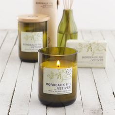 Paddywax: ECO collection | the Bordeaux Fig & Vetiver