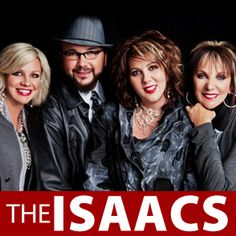 The Isaacs-gospel music group