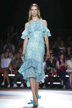 Christian Siriano Fashion Show Ready to Wear Collection Spring Summer 2017 in New York