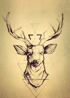 #hirsch #bambi #nice #drawing