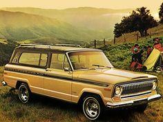 Jeep Cherokee S (1976).