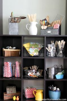 Simple Organizing fo