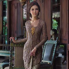 Vera Kebaya, Kebaya Hijab, Kebaya Brokat, Dress Brokat, Batik Kebaya, Kebaya Dress, Kebaya Muslim, Malay Wedding Dress, Kebaya Wedding