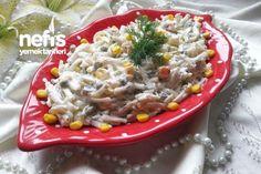 Şahane Erişte Salatası
