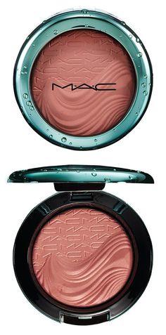 MAC Alluring Aquatic liquid-powder blush lasts up to 6 hours!