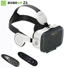 880596353110 2017 Google cardboard VR BOX 2 XiaoZhai bobo vr z4 Virtual Reality 3D  Glasses VR Headset