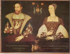 King James V of Scotland, son of Margaret Tudor, and Queen Marie de Guise, parents of Mary, Queen of Scots by lisby1, via Flickr