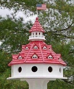 Birdhouses 20502: Home Bazaar Hotel California 10Room Purple Martin House Outdoor Songbird Lovers! -> BUY IT NOW ONLY: $299.95 on eBay!