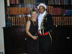 Donald and Zoe Sweeting, Conservative Party Summer Ball