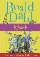 Kansi: Roald Dahl: Nilviöt Roald Dahl