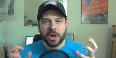 """If you've ever had to explain why feminism isn't called """"humanism"""" (or if you're a little confused yourself), vlogger Steve Shives is here to sum up the reasons in under five minutes.   Shives, a vlogger for YouTube channel The Breakfast ..."""