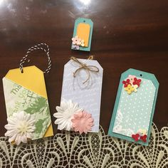 Gift tags!!