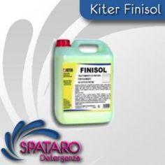 Protettivo antimacchia all'acqua Kiter Finisol 5kg
