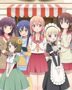 Crunchyroll announced on Thursday that it will stream the Hinako Note anime. Crunchyroll will debut the first two episodes of the new season on Friday. Moe Manga, Moe Anime, Anime Manga, Anime Art, Anime Chibi, Anime Kawaii, Free Anime Streaming, Watch Manga, 2017 Anime