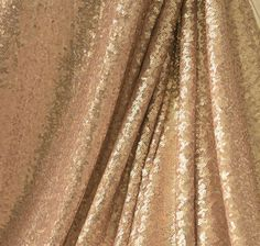 Sequin fabric Swatch by Carrollbridal on Etsy