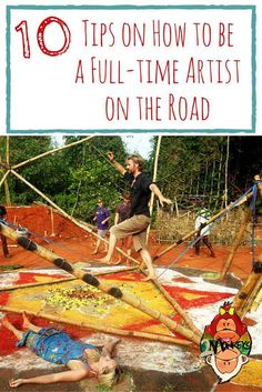 10 Tips on How to be a Full-time Artist on the Road. I create art installations, paintings, dream catchers, eco clothes and jewellery. The dream catchers are born from a deep connection I feel with Native American Indian culture and their understanding of our relationship with Pachamama (Mother Earth).