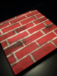 Brick Cake Board