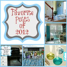 Mom 4 Real: Favorite Posts of 2012