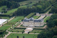 ✈️ Photo aérienne de Château de Voisins - Yvelines (78)